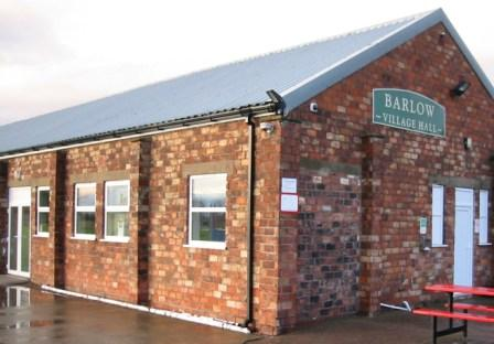 Balow village hall